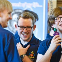What I've learned through the Boys' Brigade awards journey