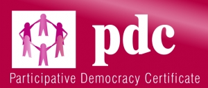Participative Democracy Certificate